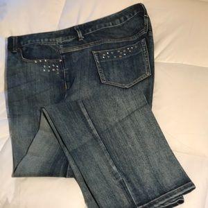 INC skinny leg jeans - Size 20w